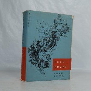 náhled knihy - Petr První