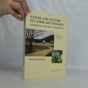 náhled knihy - Nature and culture in landscape ecology. Experiences for the 3rd millenium