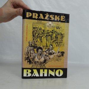 náhled knihy - Pražské bahno