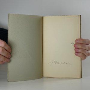 antikvární kniha Tvář, 1936