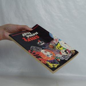 antikvární kniha Smrt nemá tvář. Antologie detektivní povídky, 1991