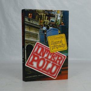 náhled knihy - Slavné případy Interpolu