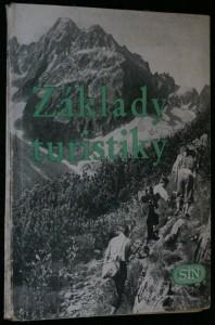 náhled knihy - Základy turistiky