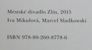 antikvární kniha Městské divadlo Zlín : 70 sezon, 2015