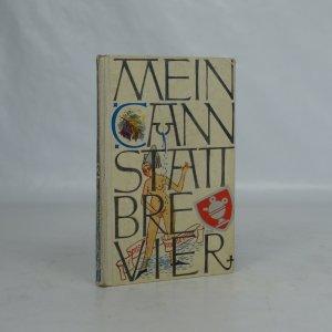 náhled knihy - Mein Cannstatt-brevier