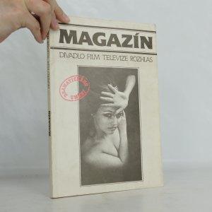 náhled knihy - Magazín. Divadlo, film, televize, rozhlas