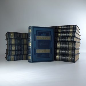náhled knihy - Sebrané spisy Henryka Sienkiewicze I. - XIII.