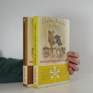 náhled knihy - Kronika Pickwickova klubu, I-II