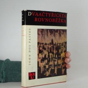 náhled knihy - Dvaačtyřicátá rovnoběžka