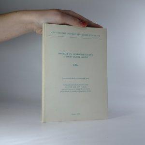 náhled knihy - Bonitace čs. zemědělských půd a směry jejich využití. 5. díl
