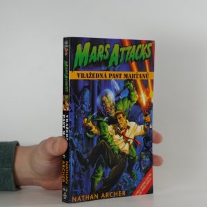náhled knihy - Vražedná past Marťanů