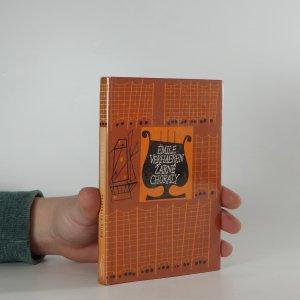 náhled knihy - Žárné chorály