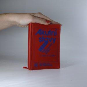 náhled knihy - Akutní stavy do kapsy pro záchrannou službu