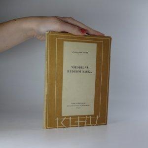 náhled knihy - Všeobecná hudební nauka