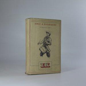 náhled knihy - Hrdí a svobodní