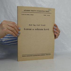 náhled knihy - Korose a ochrana kovů