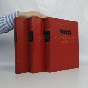 náhled knihy - Атлас анатомии человека 1-3. (Atlas anatomie člověka) (Komplet 3 díly)
