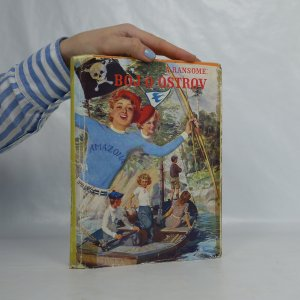 náhled knihy - Boj o ostrov