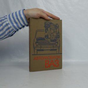 náhled knihy - Автомобили ВАЗ. (Automobily VAZ)