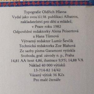 antikvární kniha Čarovné ovoce, 1982