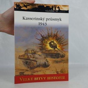 náhled knihy - Kasserinský průsmyk 1943