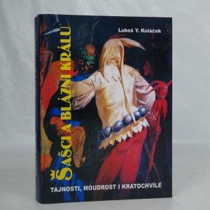 náhled knihy - Šašci a blázni králů. Tajnosti, moudrost i kratochvíle