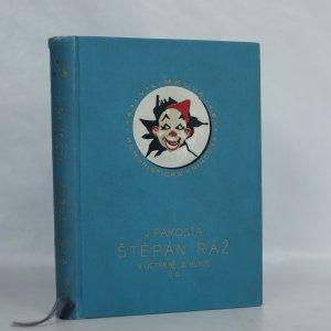 náhled knihy - Štěpán Ráž, dokonalý úředník. díl II. V účtárně je blaze