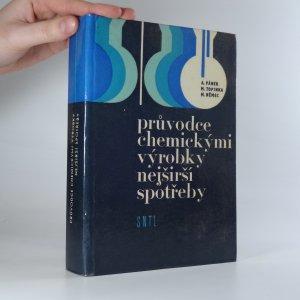 náhled knihy - Průvodce chemickými výrobky nejširší spotřeby