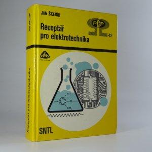 náhled knihy - Receptář pro elektrotechnika