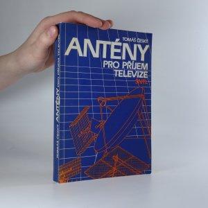 náhled knihy - Antény pro příjem televize