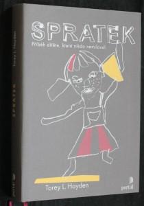 náhled knihy - Spratek : příběh dítěte, které nikdo nemiloval