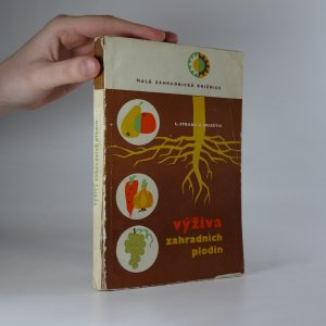 náhled knihy - Výživa zahradních plodin