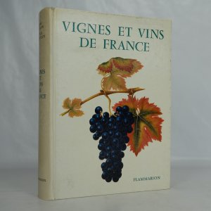 náhled knihy - Vignes et vins de France