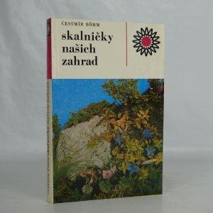 náhled knihy - Skalničky našich zahrad