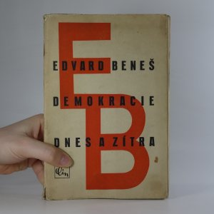 náhled knihy - Demokracie dnes a zítra
