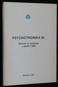 náhled knihy - Psychotronika 85, Zborník zo sympózia v októbri 1985