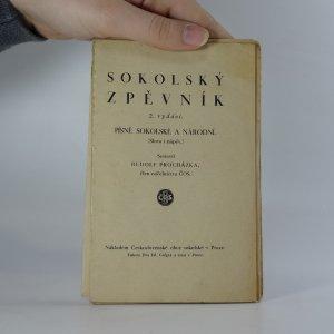 náhled knihy - Burianův Sokolský zpěvník