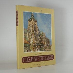 náhled knihy - Chrám chrámů. Dějiny - Památky - Legendy