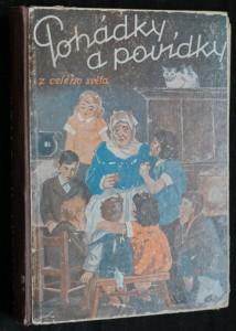 náhled knihy - Pohádky a povídky z celého světa