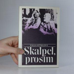 náhled knihy - Skalpel, prosím