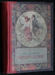 náhled knihy - Krásná Ulana : románek