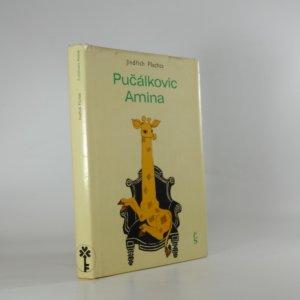 náhled knihy - Pučálkovic Amina. Humoristická povídka
