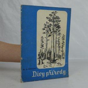 náhled knihy - Divy přírody