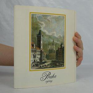náhled knihy - Praha rytiny