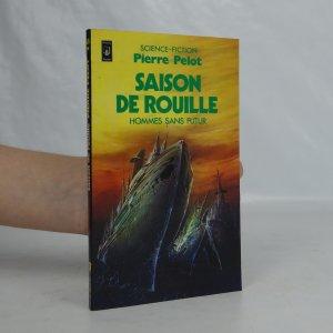 náhled knihy - Saison de Rouille