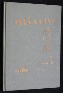 náhled knihy - Mixette, Popis a návod k použití strojku + záruční list