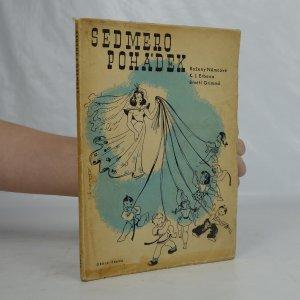 náhled knihy - Sedmero pohádek