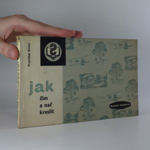 náhled knihy - Jak, čím a nač kreslit