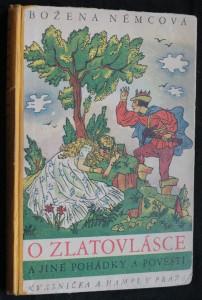 náhled knihy - O zlatovlásce a jiné pohádky a pověsti