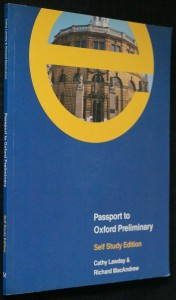 náhled knihy - Passport to Oxford Preliminary